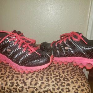 Kswiss womens sneakers size 5